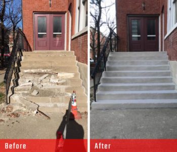 Quality Hill Concrete Repair