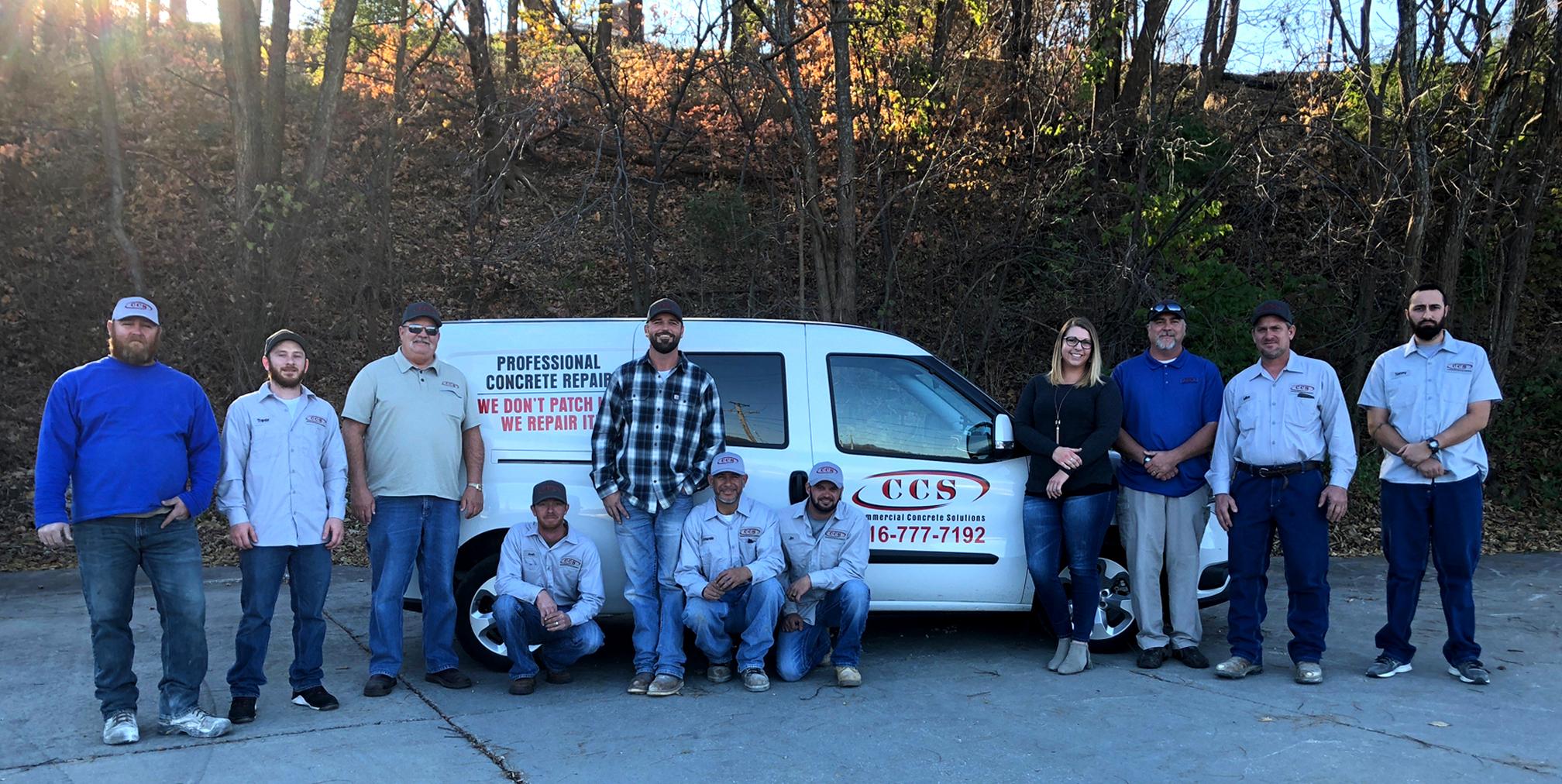 The CCS Team